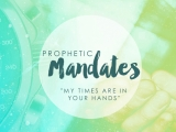 Prophetic Mandate for February / March 2016, Adar 5776