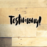Testimonies: February 2017