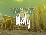 Italy Ministry Trip Report, May 2017